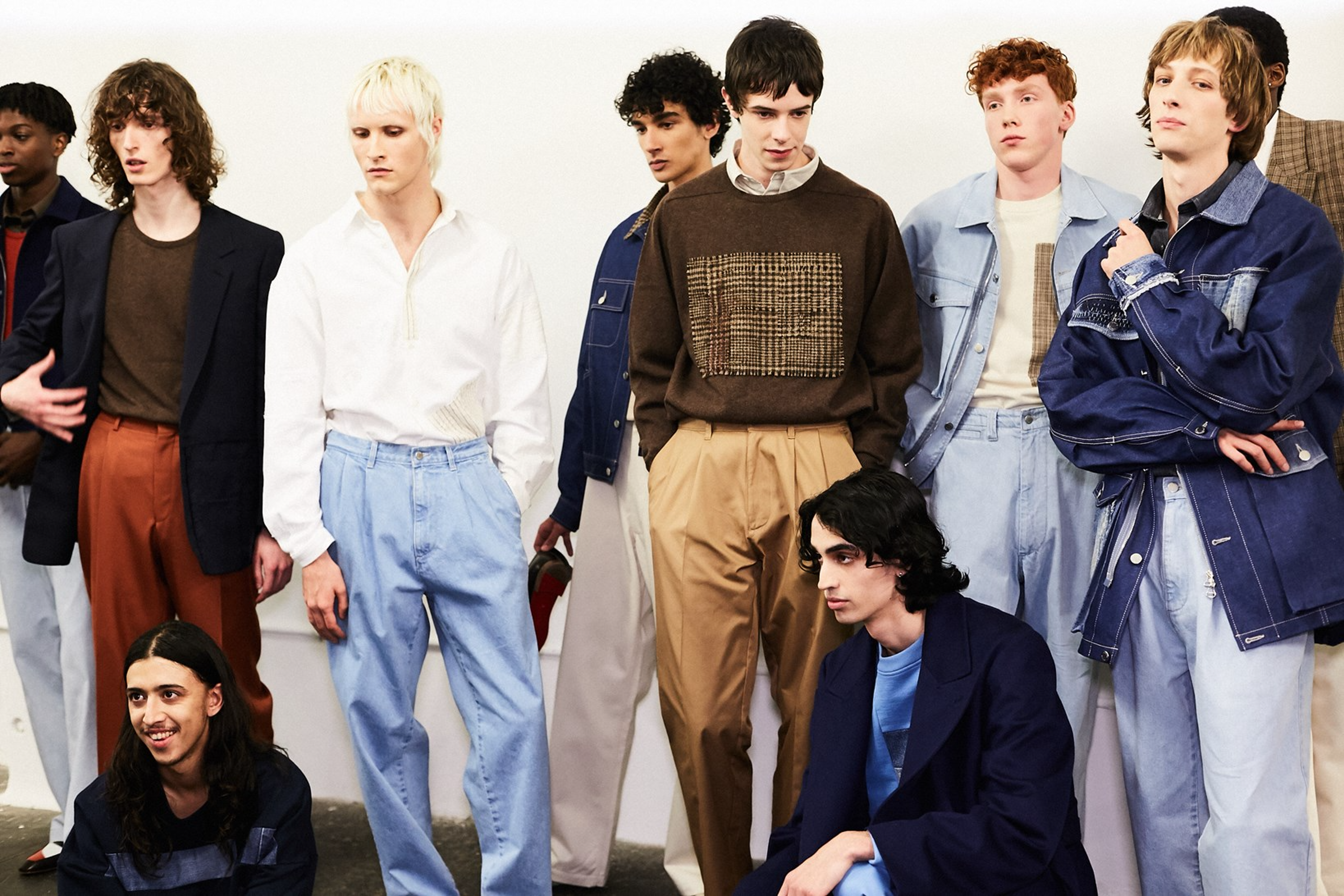 LFW Menswear AW20 Trends